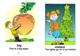 02_Big_Far_Fast_Words: Action words; Colour; Verbs