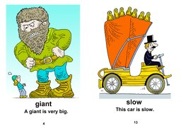 03_Big_Far_Fast_Words: Action words; Colour; Verbs