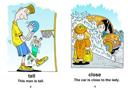 05_Big_Far_Fast_Words: Action words; Colour; Verbs