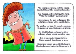 02_Bubble_Gum: Action words; Colour; Poetry; Rhymes