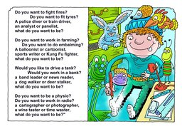 07_Bubble_Gum: Action words; Colour; Poetry; Rhymes