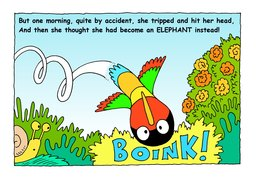 03_Arnold_Elephant: Bible story; Colour; Story