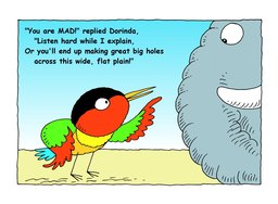 18_Arnold_Elephant: Bible story; Colour; Story