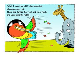 27_Arnold_Elephant: Bible story; Colour; Story