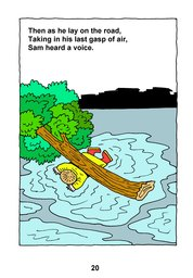 20_Sam: Bible story; Colour; Story