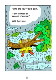 22_Sam: Bible story; Colour; Story