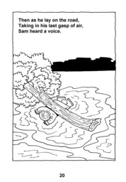 52_Sam: Bible story; BW; Story