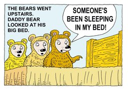 29_Three_Bears: Bible; Story